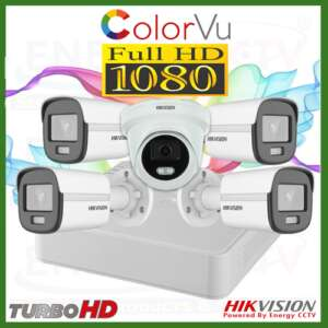 Color VU - 2MP 1080P Full Time Color Camera System