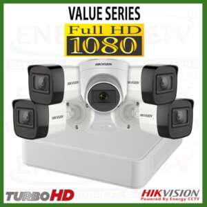 2MP 1080P Security Camera System - Value Series