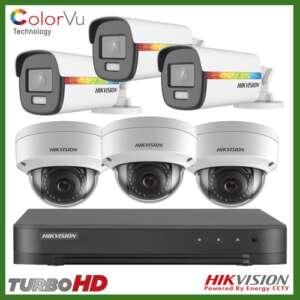 Turbo HD CCTV Camera Systems